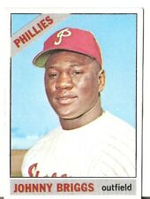 1966 Topps #359 John Briggs Philadelphia Phillies Baseball Card In EX Condition