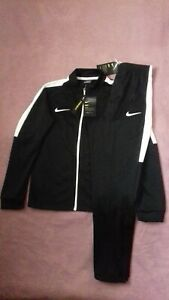 Boys Nike Dri Fit Tracksuit Zip Up Top/Bottoms , Age 10-12 Years - BNWT