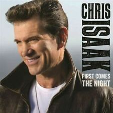 Chris Isaak - First Comes The Night - Collector's Edition - Damaged case