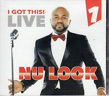NU-LOOK Live CD 1 Haitian Kompa Special - I Got This   - NEW RELEASE-