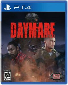 PS4 - Daymare 1998 - NEW! Sealed! Region Free!