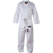 Matsuru Overhead Ribbed Karate/Taekwando Gi 160cm Suit
