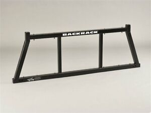 For 2000-2007 Toyota Tundra Cab Protector and Headache Rack Backrack 81354SW