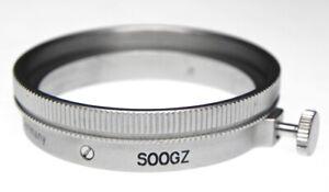 Leica SOOGZ Filter Adapter  #3 ........... Minty