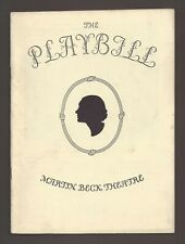 "ORSON WELLES (Debut) in ""ROMEO & JULIET"" Basil Rathbone / Katharine Cornell 1935"