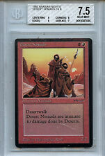 MTG Arabian Nights Desert Nomads BGS 7.5 NM+ Magic Card 4891