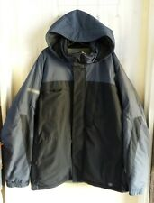 Columbia Convert Blue Base TRX Waterproof Winter Ski Snow Jacket Coat Men XXL
