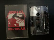 Kill 'em All By METALLICA Elektra 1983 - Used