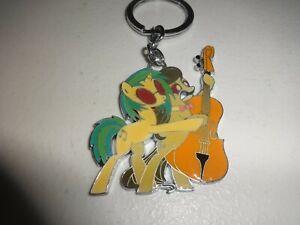 MLP My Little Pony G4 DJ Pon3 Octavia Keychain