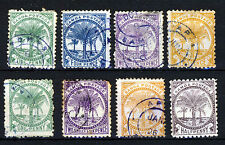Victoria (1840-1901) Samoan Stamps