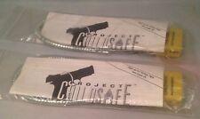 Pair of Project Child Safe Gun Locks