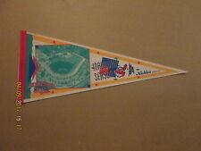 MLB Cleveland Indians JACOBS FIELD Inaugural Season Vintage 1994 Logo Pennant