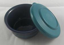 Tupperware C 38 Tafelperle Tafelfeine Schlemmerpage 170 ml Blau Grün Neu OVP