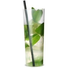 20 Plastic Tall 10oz COCKTAIL CUPS - - - - - hiball polypropyle dessert tumblers