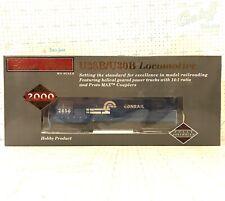WALTHERS PROTO 2000 HO SCALE 920-41652 GE U30B LOCOMOTIVE CONRAIL 2856 DCC SOUND