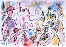 RENOIR ET MATISSE  modern art contemporary oil painting