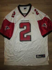 Matt Ryan #2 Atlanta Falcons NFL Reebok Jersey XL Mens Rookie NEW