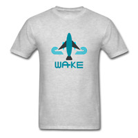 Airplane Wake AvGeek Graphic T-Shirt