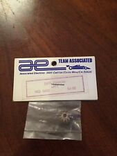 Associated RC10 Gold Pan 6 Gear Transmission Left Diff Pinion 6620  Cheap !!!