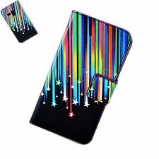 Lucky Meteor Leather Skin Wallet Cover Case For Samsung Galaxy S3 III Mini i8190
