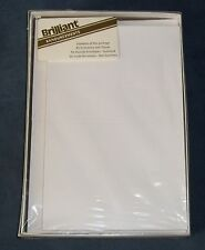 Announcements - 50 Sets - Williamhouse Nu-White #38 Dixmore Brilliant New In Box