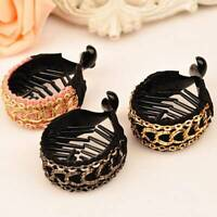 Women Hair Clips Hairpins Crabs Claws Ponytail Hold Large Clamp Hair Accessories