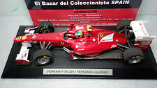 1:18 MODIFIED ELITE Ferrari F1  2011 F150  Fernando Alonso - HW  - 3L 050