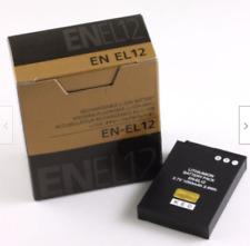 En-El12 el12 camera battery for Nikon Coolpix S9100 S9200 S9050 P300 P310 P330