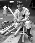 HANK GREENBERG 1938 DETROIT TIGERS 8x10 PHOTO