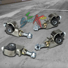 HONDA/ACURA ACCORD CIVIC INTEGRA PRELUDE ADJUSTABLE FRONT UPPER CAMBER KIT BK