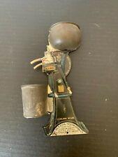 Antique Circa 1908 DE LAVAL Cream Separator Tin Match Holder