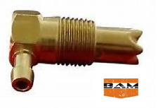 Fuel GasTank 1/2 NPT Rollover Brass Vent Valve Gas Tank Brass Safety Vent Valve