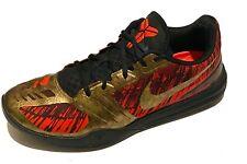 Nike Kb Kob Bryant Mentality Black Metallic Gold Chilling Red Us Mens Size 11
