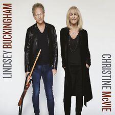 LINDSEY BUCKINGHAM & CHRISTINE MCVIE CD - FLEETWOOD MAC Red Sun