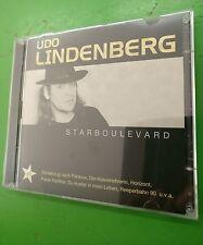 Udo Lindenberg Starboulevard CD Doppel-CD 2 Stück Zustand WIE NEU! Sofortversand