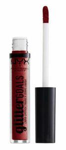 NYX Glitter Goals Liquid Lipstick - Crystal Crush