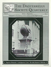 """THE DAGUERREIAN SOCIETY QUARTERLY VOL. 24 #1-5"" 2012 1ST PB VG DAGGUERREOTYPES"