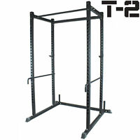 Titan Steel Power Rack for Squats, Pull-ups, Deadlifts, and Strength Training