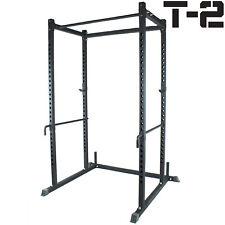 Titan T-2 Series Power Rack Lift Cage Bench Rack Squat Deadlift stand cross fit