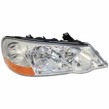 New Headlight (Passenger Side) for Acura TL AC2519102 2002 to 2003