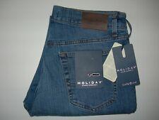 Holiday Verin Jeans per Uomo Taglia 52 - Denim