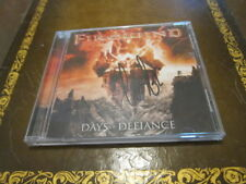 FIREWIND Days of Defiance cd AUTOGRAPHED