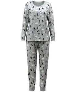 Matching Plus Size Women's Woodland-Print Family Pajama Set Size 3XL
