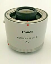 Canon Extender EF 2x III in great condition