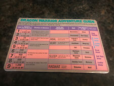 Dragon Warrior Adventure Guide Only NES