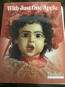 Therialts New 2021 Auction Catalog With Just One Apple Exquisite Dolls 199 pages