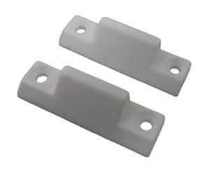 Upvc window closing locking wedge for draughty window seals pack of 5 pairs