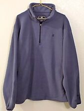 New with Tag Men's CHAMPION XL Micro Fleece 1/4 Zipper Long Sleeve Pullover