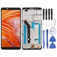 For Nokia 3.1 Plus LCD Display Screen Touch Digitizer Replacement Assembly Black