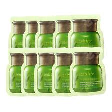 Innisfree Sample Green Tea Seed Eye Cream x 10pcs All Skin Types Face